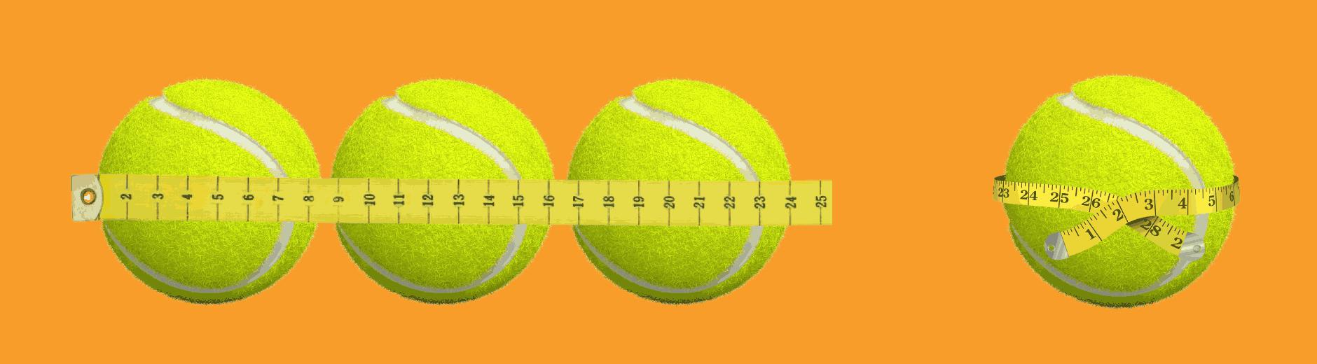 Resolve tennis balls